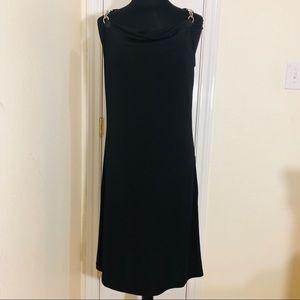 Carmen Marc Valvo Dresses | Black Dress Size 12